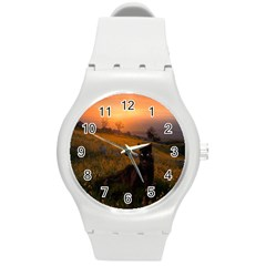 Evening Rest Plastic Sport Watch (medium)