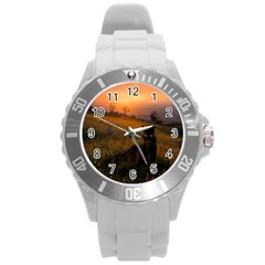 Evening Rest Plastic Sport Watch (Large)