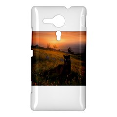 Evening Rest Sony Xperia Sp M35H Hardshell Case