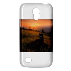 Evening Rest Samsung Galaxy S4 Mini Hardshell Case
