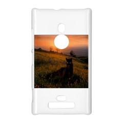 Evening Rest Nokia Lumia 925 Hardshell Case