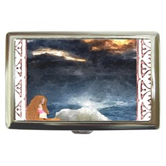 Stormy Twilight [framed] Cigarette Money Case
