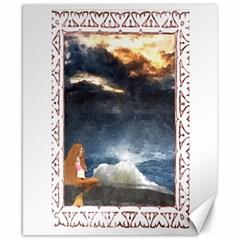 Stormy Twilight [Framed] Canvas 8  x 10  (Unframed)