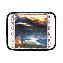 Stormy Twilight [Framed] Netbook Case (Small)