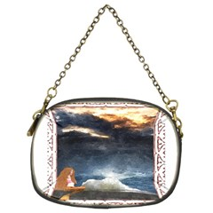 Stormy Twilight [Framed] Chain Purse (Two Side)
