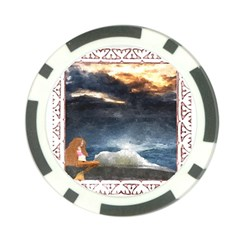 Stormy Twilight [Framed] Poker Chip 10 Pack