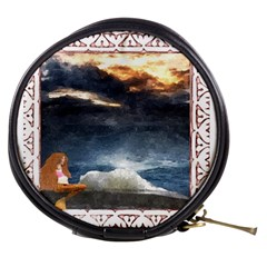 Stormy Twilight [framed] Mini Makeup Case