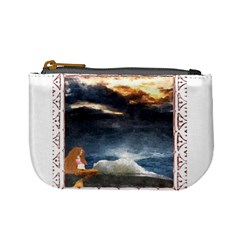 Stormy Twilight [Framed] Coin Change Purse