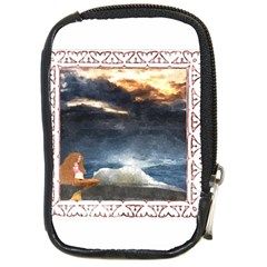 Stormy Twilight [Framed] Compact Camera Leather Case