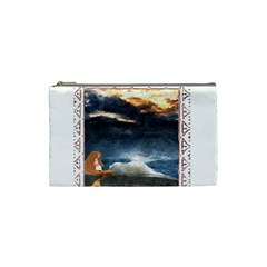 Stormy Twilight [Framed] Cosmetic Bag (Small)