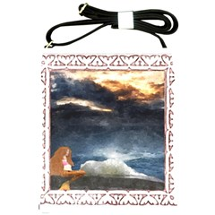 Stormy Twilight [Framed] Shoulder Sling Bag
