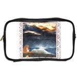 Stormy Twilight [Framed] Travel Toiletry Bag (Two Sides) Back