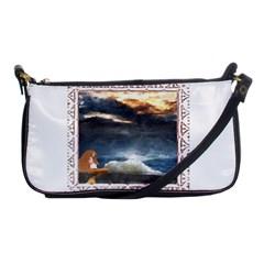 Stormy Twilight [framed] Evening Bag