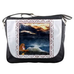 Stormy Twilight [Framed] Messenger Bag