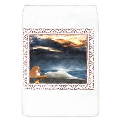 Stormy Twilight [Framed] Removable Flap Cover (Small)