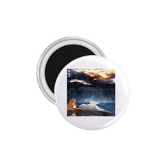 Stormy Twilight  1.75  Button Magnet