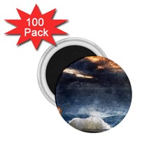 Stormy Twilight  1 75  Button Magnet (100 Pack)