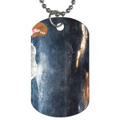 Stormy Twilight  Dog Tag (one Sided)