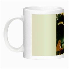 Stormy Twilight  Glow in the Dark Mug