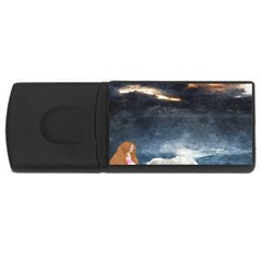 Stormy Twilight  4GB USB Flash Drive (Rectangle)