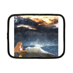 Stormy Twilight  Netbook Case (small)