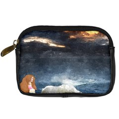 Stormy Twilight  Digital Camera Leather Case