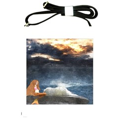 Stormy Twilight  Shoulder Sling Bag