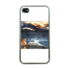 Stormy Twilight  Apple Iphone 4 Case (clear)