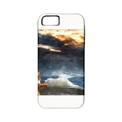 Stormy Twilight  Apple Iphone 5 Classic Hardshell Case (pc+silicone)