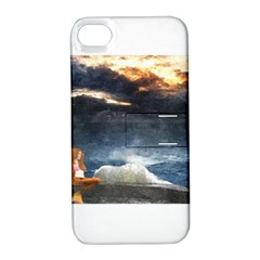 Stormy Twilight  Apple iPhone 4/4S Hardshell Case with Stand