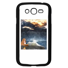 Stormy Twilight  Samsung I9082(Galaxy Grand DUOS)(Black)