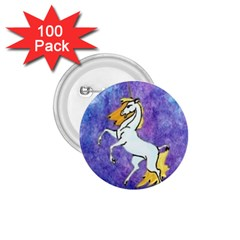 Unicorn II 1.75  Button (100 pack)