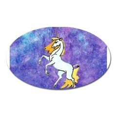 Unicorn Ii Magnet (oval)