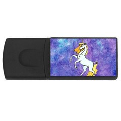 Unicorn II 1GB USB Flash Drive (Rectangle)