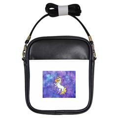 Unicorn II Girl s Sling Bag