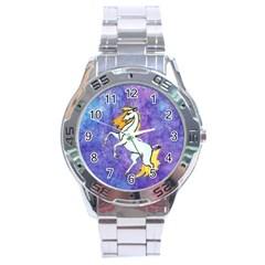 Unicorn Ii Stainless Steel Watch (men s)