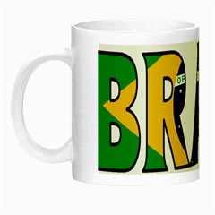 Brazil Glow in the Dark Mug