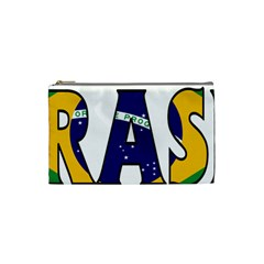 Brazil Cosmetic Bag (Small)