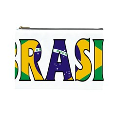 Brazil Cosmetic Bag (large)