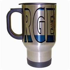 Argentina Travel Mug (Silver Gray)