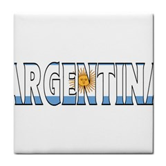 Argentina Face Towel