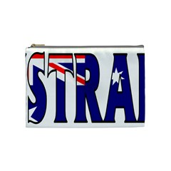 Australia Cosmetic Bag (Medium)