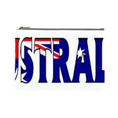 Australia Cosmetic Bag (Large)
