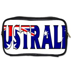 Australia Travel Toiletry Bag (one Side)
