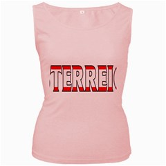 Austria Womens  Tank Top (Pink)