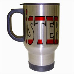 Austria Travel Mug (silver Gray)