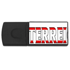 Austria 4GB USB Flash Drive (Rectangle)