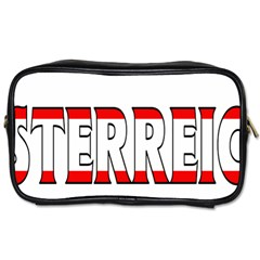Austria Travel Toiletry Bag (One Side)