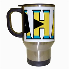 Bahamas Travel Mug (White)