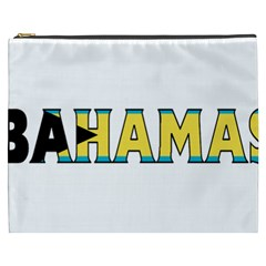 Bahamas Cosmetic Bag (xxxl)